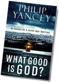 Source: What Good Is God? Cover