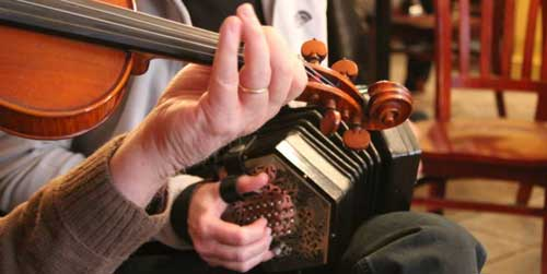 Flemington Irish Music Session